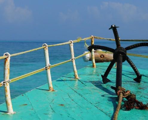 Uscita in barca a Zanzibar in Tanzania, viaggio fotografico