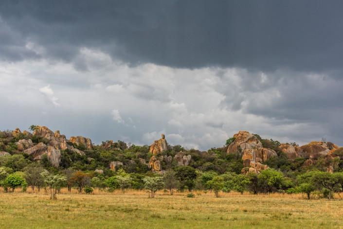 Matopos Nationalpark, Felsformationen