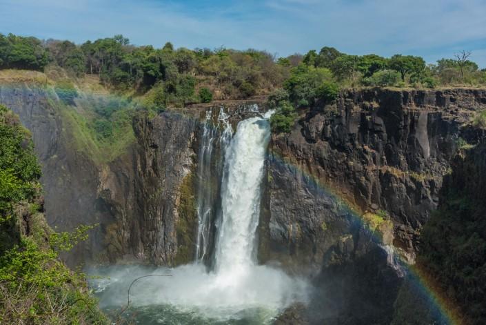 zimbabwe, bei den victoriafaellen