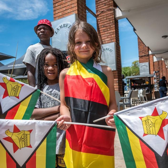 zimbabwe after the coup d'etat