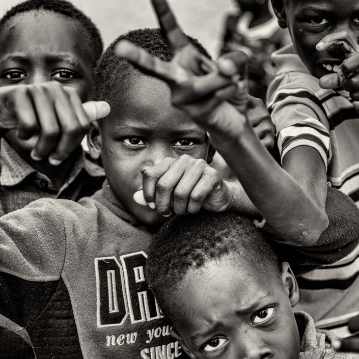 Senegal - cool kids