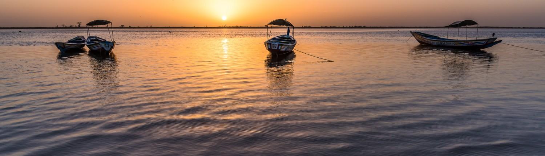 Sonnenaufgang in Simal