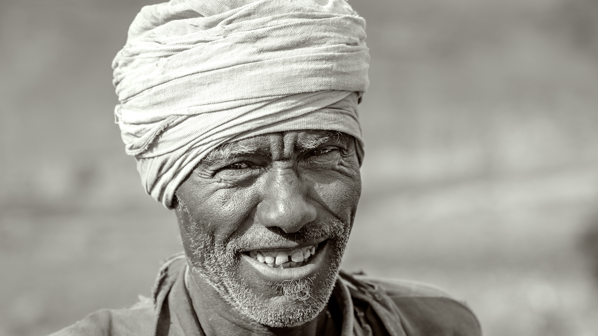farmer in ethiopia