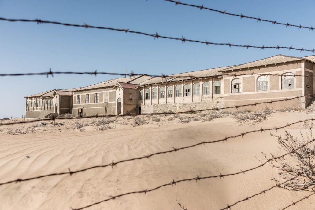 Kolmanskop, Luederitz, Namibia