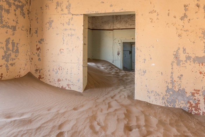 Kolmanskop, the ghost town