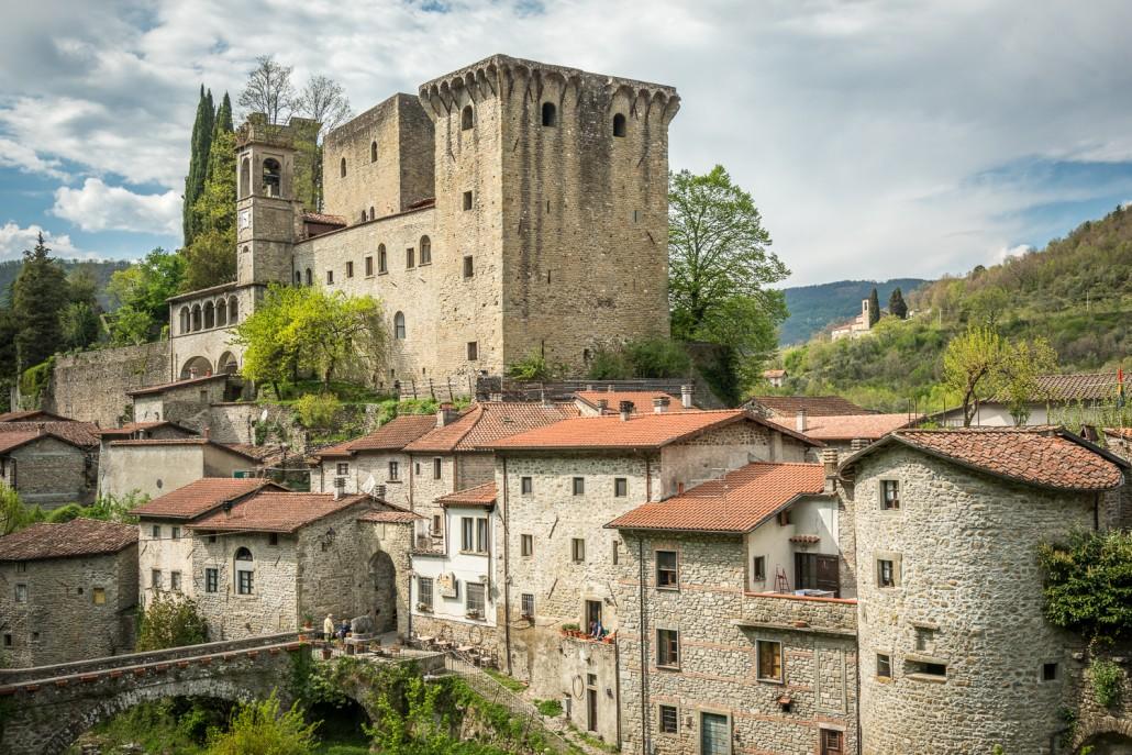 Lunigiana, Fivizzano, Verrucola