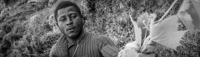reportage, progetto rifugiati nelle Cinque Terre