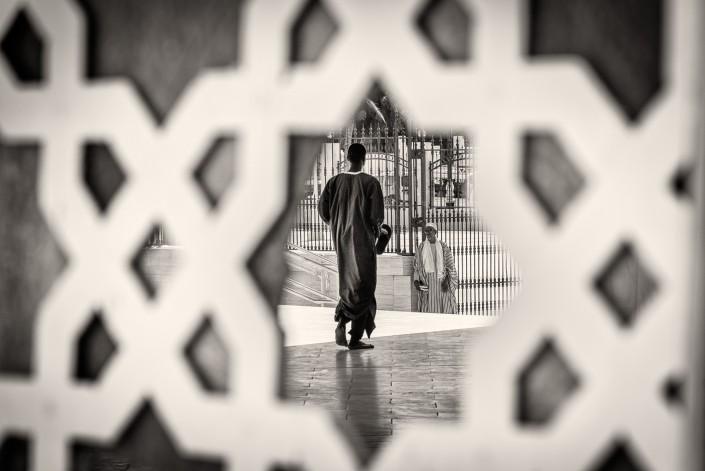 Senegal, nella moschea di Touba, la più importante del paese