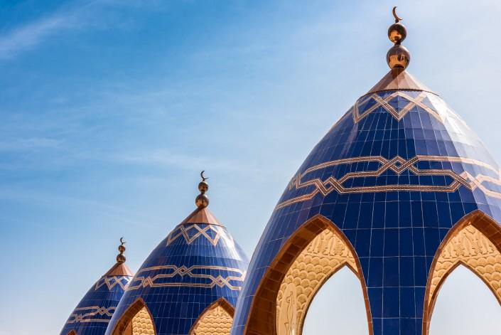 Senegal, die Moschee von Touba