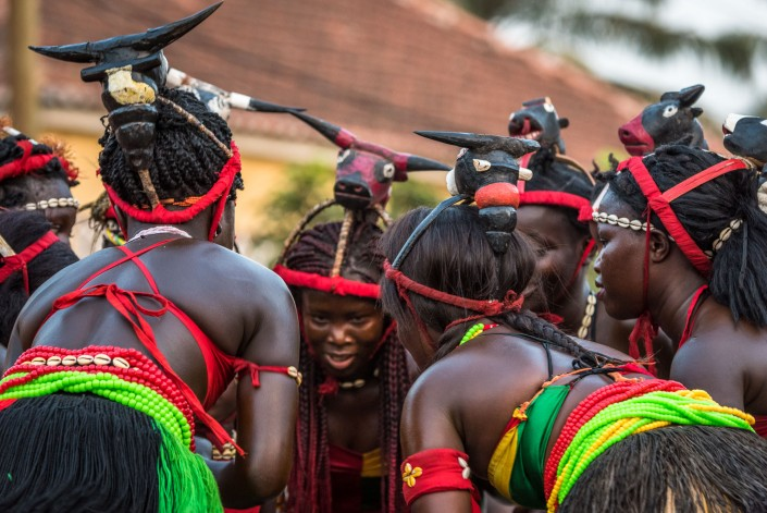Guinea Bissau - impressions from the Carnival