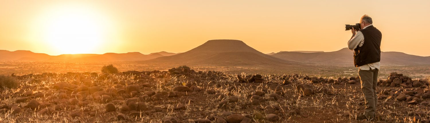 Namibia, the land of the open spaces