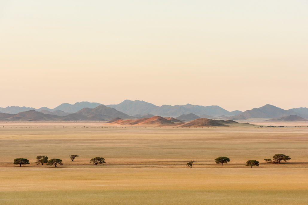 paesaggio nel sud della Namibia