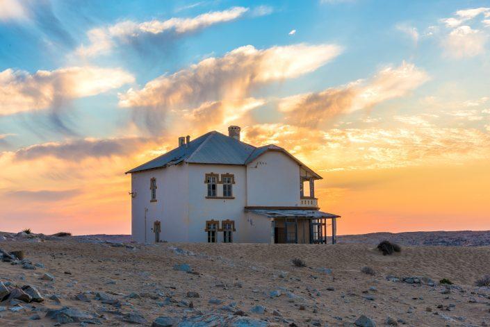 Kolmanskop - ghost town in southern Namibia