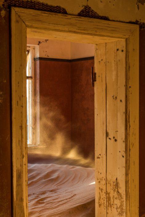 Kolmanskop - ghost town, Namibia
