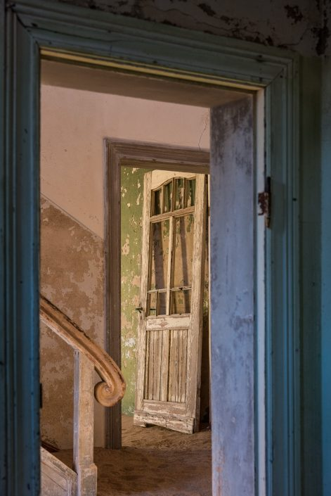 Kolmanskop - ghost town in suednamibia