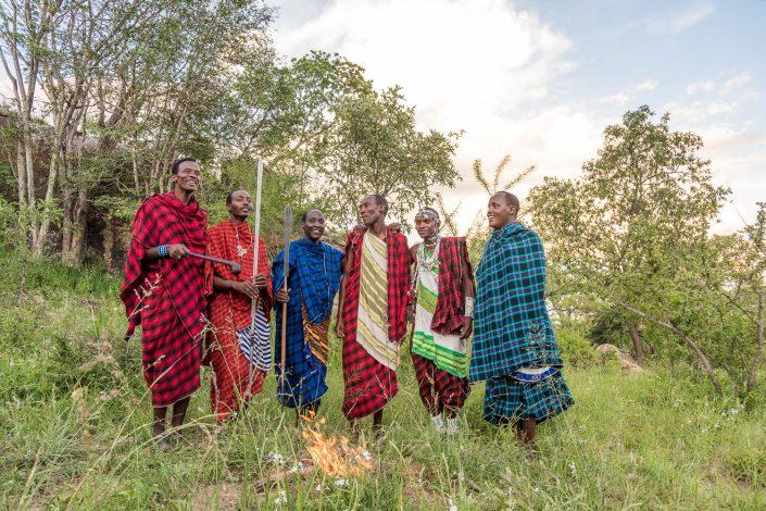 In Maasailand
