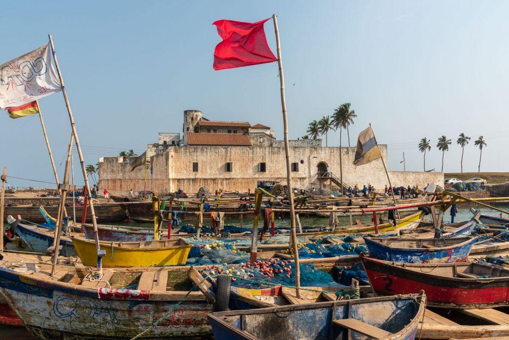 Elmina Castle, ghana, unesco world heritage site