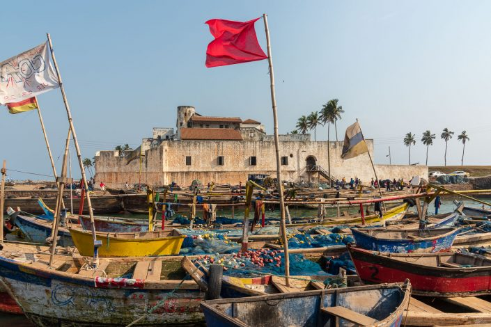 Elmina Castle, ghana, unesco world heritage site