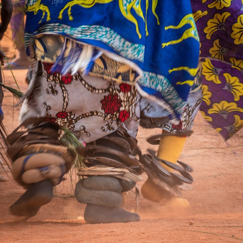 Gelede dance, benin, africa