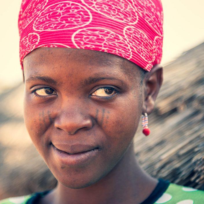 A Fulani Girl