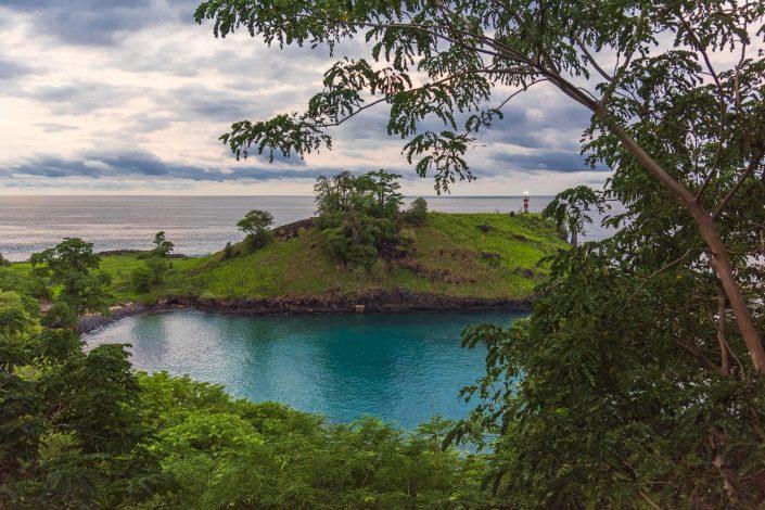 The Lagoa Azul Sao Tome