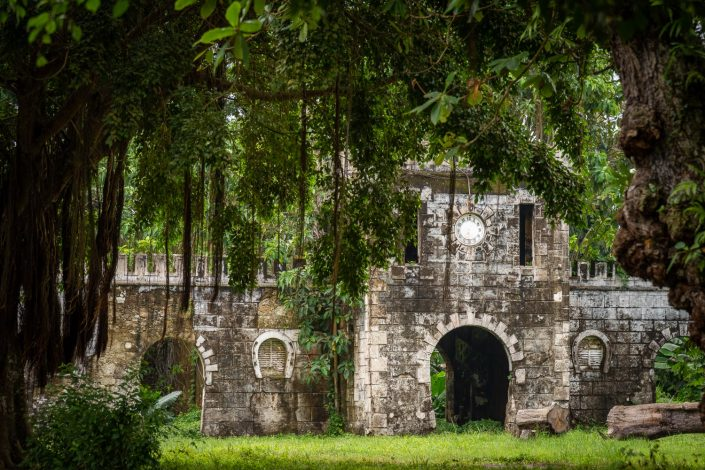abandoned portuguese plantation